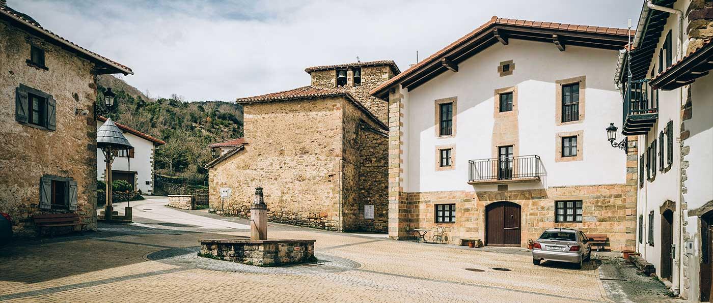 Saragüeta-plaza